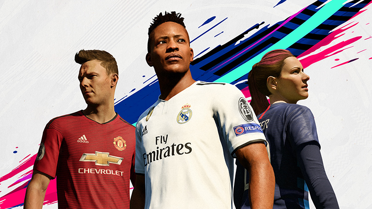 FIFA 19: Champions Rise – official trailer