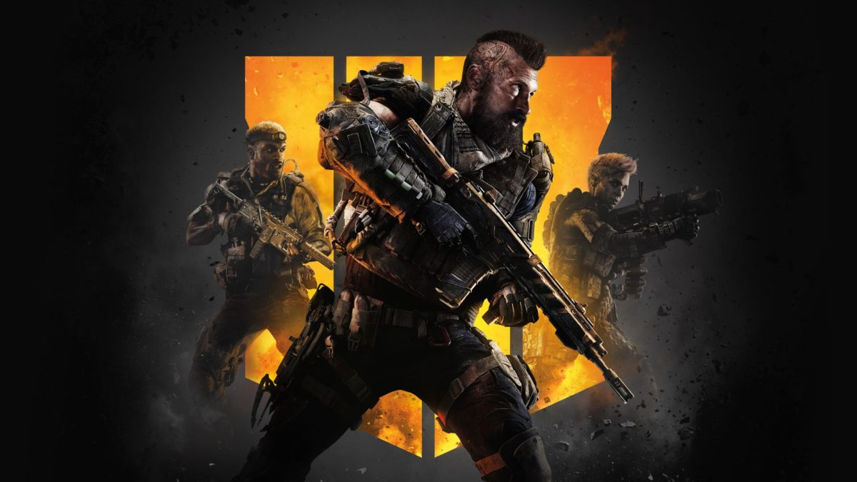 Call of Duty: Black ops 4 Launch trailer