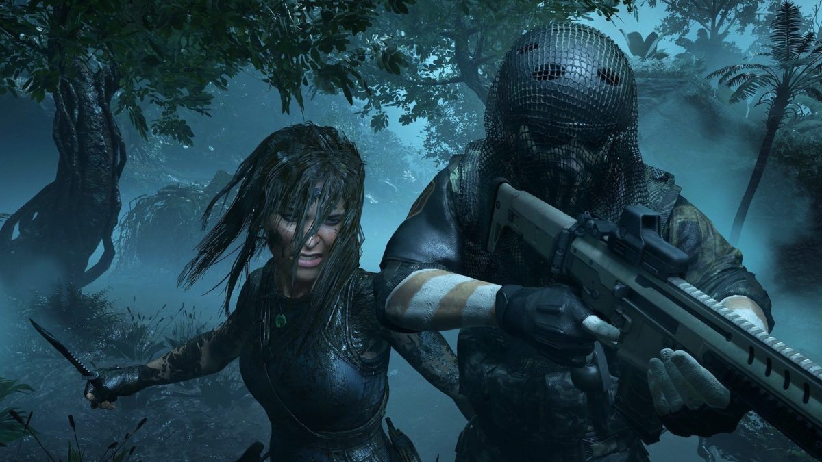 Shadow  of the Tomb Raider – PS4,PC,XBOX ONE